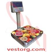 Весы торговые OXI 60кг фото
