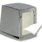 Диспенсер настольный для салфеток NP80С (хром) фото