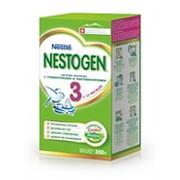 Сухая молочная смесь NESTOGEN 3 с 12 месяцев, 350г фото