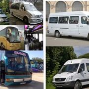 Пассажирские перевозки по МИНСКУ, РБ, СНГ, ЕВРОПЕ фото