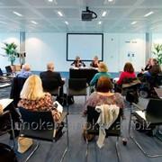 Услуги по организации международных мероприятий, форумов и конференций фото