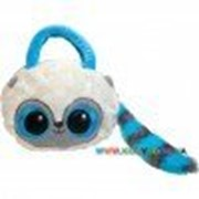 Игрушка мягкая Yoohoo Лемур голубой сумка Aurora 110823A фото