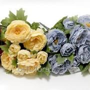 """Цветок искусственный """"Анемон букет микс"""" 206249 фото"""
