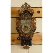 Антикварные часы. Западная Европа фото