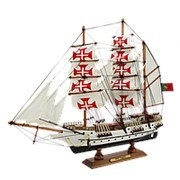 Модель парусника NRP Sagres фото