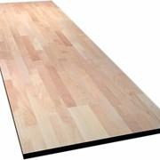 Мебельный щит, сращенный (B 35 мм) ПОД ЗАКАЗ фото