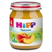 Пюре Hipp 125г Персики, с 4мес фото