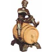 Сувенир Казак на бочке фотография