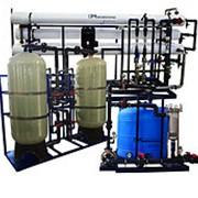 ВМ-ГЕО. Подготовка питьевой воды из подземного источника фото