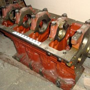 Блок цилиндров Д-240 трактора МТЗ 240-1002001 фото