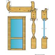 Набор головок вертикального разреза Frezwid 6030 фото