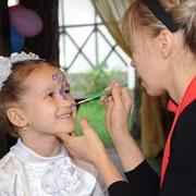 Аквамакияж для детей фото