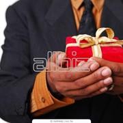 Изготовление бизнес подарков на заказ фото