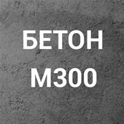 Бетон М300 (С18/22,5) П1 на щебне фото