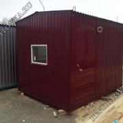 Блок контейнер металлический 3000*2450*2500мм фото