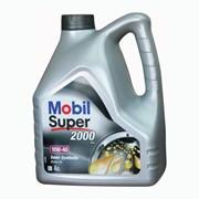 Масло моторное Mobil 10W40 (5L) SUPER 2000 X1 фото