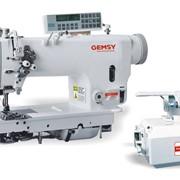 2-игольная швейная машина челночного стежка GEM-8420 фото