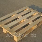 Поддон деревянный фото