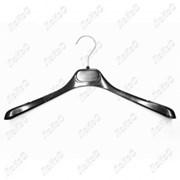 Вешалка для трикотажа и легкой одежды черная L=42,5см, X573А фото