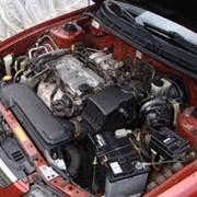 Мойка двигателя фото