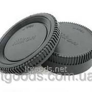 Крышка камеры + задняя крышка объектива Nikon D90 D300 D700 D3000 D3100 D5000 2148 фото