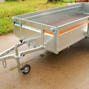 Прицеп BREN-300 для легкового автомобиля, микроавтобуса фото
