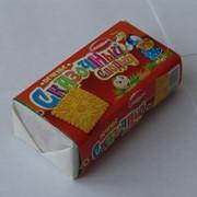Печенье сахарное Сказочный слодыч 100 г фото