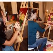 Уроки живописи и рисунка для взрослых и подростков фото