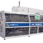 Машина-автомат для упаковки в термоусадочную пленку типа LSK25 производства SmiPack фото