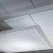 Дизайнерские потолки Armstrong (Армстронг) Axiom Knife Edge Canopy фото