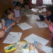 Развивающие занятия с детьми фото