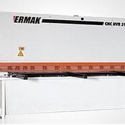 Гильотинный ножницы Ermaksan CNC HVR фото