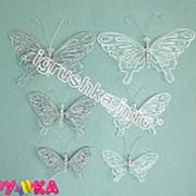 Украшение бабочка 36-0158 фото