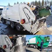 Система мойки мусорных контейнеров высокого давления JPL DYNASET фото