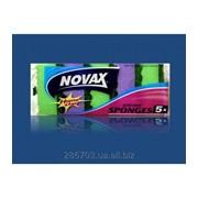 Мочалка Novax Плюс фото
