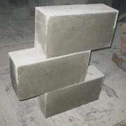 Полистиролбетон. Блоки, плиты, раствор. фото