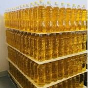 Масло подсолнечное нерафинированное по ГОСТу фото