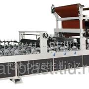 Машина для ламинации панельных изделий с термоклеем хотмэльт PUR VP 1300-P фото