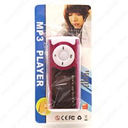 MP3 плеер (Малиновый) фото