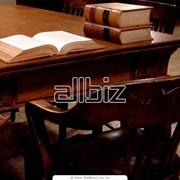 Адвокатское сопровождение уголовных и административных дел фото