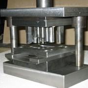 Матрицы для штампов, Штампы для штамповки изделий из металла, нержавейки, оцинковки и т.д. фото