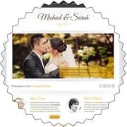 Создание свадебного сайта фото