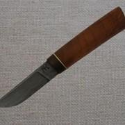 Нож из дамасской стали №135 фото