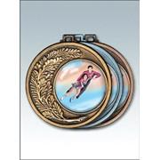 Медаль под вкладыш диаметром 25 мм MK29a фото