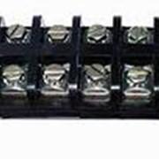 Клеммный блок (колодка) КБ 63(6) фото