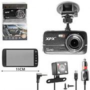Видеорегистатор XPX P11 с камерой заднего вида фото