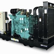 Дизельная электростанция GP1000A/C фото