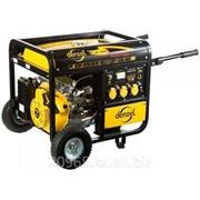 Генератор Бензиновый Demark DB5000E, 4,5 кВт, 220В/50Гц, 25 л, электростартер фото