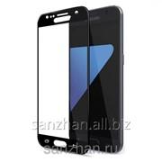Защитное стекло для Samsung Galaxy S7 3D фото