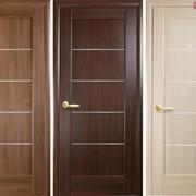 Дверь из бруса Новый стиль Мира золотая ольха фото